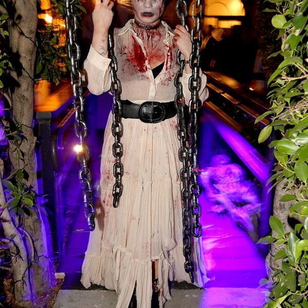 Demi Lovato's Halloween Party