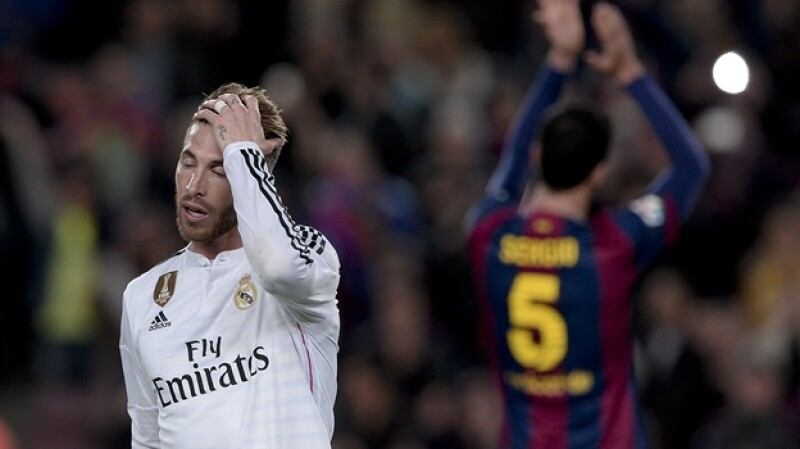 real madrid pierde ante barcelona