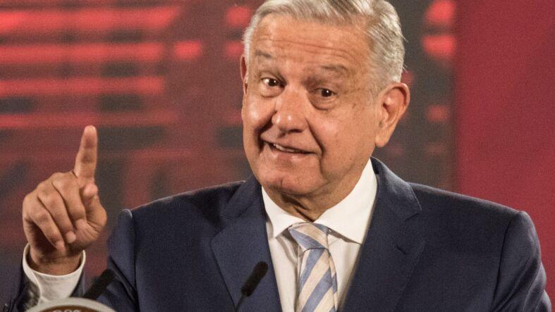 El Presidente Andrés Manuel López Obrador, en la cotidiana conferencia de prensa de las mañanas, estuvo acompañado por el titular de la Profeco, Ricardo Shefield Padilla, esto en el salón Tesorería de Palacio Nacional.