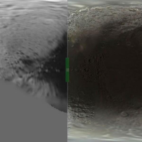 Luna de Saturno
