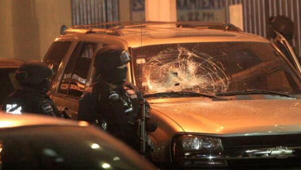 enfrentamiento violencia balacera neza