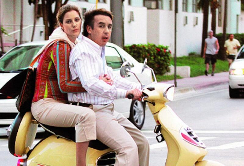 Una de las fotos que más nos gustan de la pareja. ¿En dónde podrían andar así? Sí, sólo en Miami.