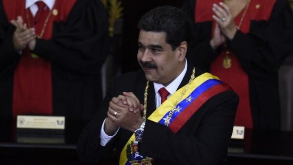 Nicolás Maduro diálogo