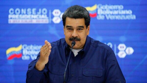 Nicolás Maduro EU