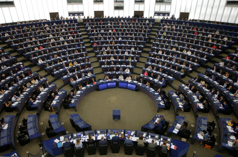 Parlamento europeo apoya a Lagarde para llegar al BCE