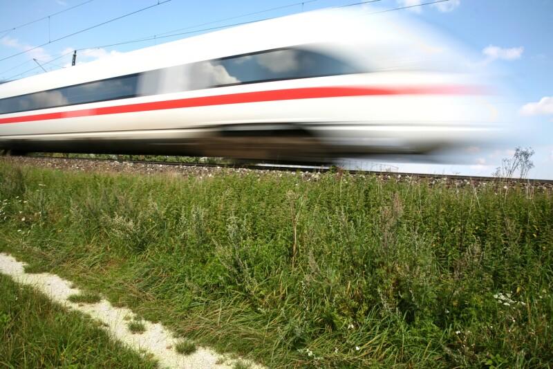 Tren - Alta Velocidad