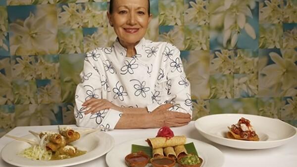 Patricia Quintana.