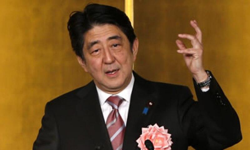 El premier nipón, Shinzo Abre, llegó al poder en 2012. (Foto: Reuters )