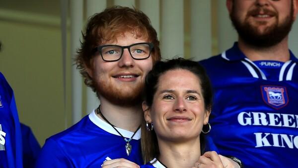 El músico británico y su novia Cherry habrían contraído matrimonio antes de Navidad en una ceremonia íntima.
