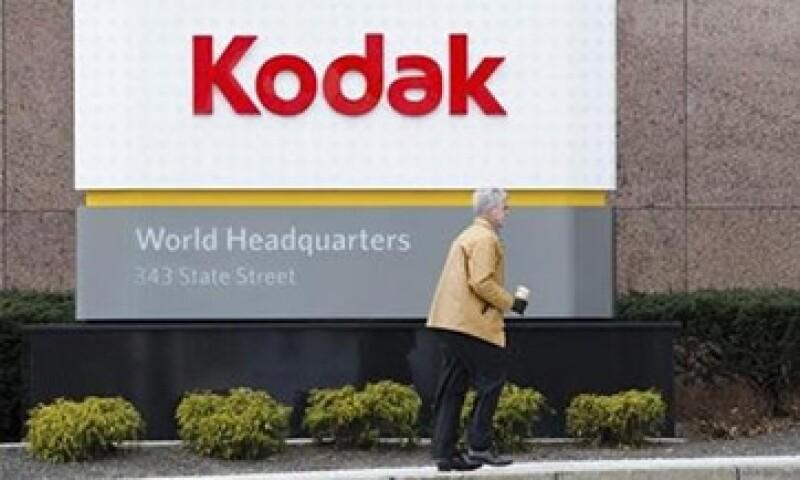 Kodak se declaró en bancarrota este año, tras no lograr adaptarse a la era digital.  (Foto: Reuters)