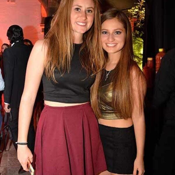 Rocío Díaz e Ivana Kleinburg.