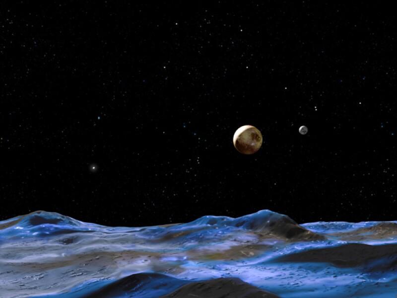 """Un nuevo planeta, apodado """"Planeta Nueve"""", y que tiene un tamaño 10 veces mayor al de la Tierra, parece haber sido encontrado."""