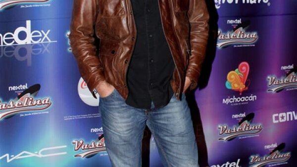 Mauricio García.