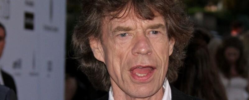 Mick Jagger tiene 67 años.