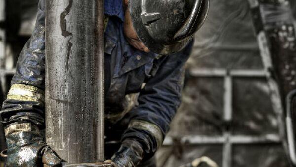 perforaci�n de pozo petrolero