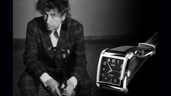 ORIS Bob Dylan Edición Limitada