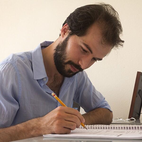 Essa Hassan llegó a México como parte del Proyecto Habesha para continuar sus estudios interrumpidos por la guerra civil en Siria