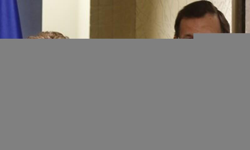 La presidenta de Brasil, Dilma Rousseff y el presidente español, Mariano Rajoy discutieron sus relaciones bilaterales en materia económica.  (Foto: Reuters)
