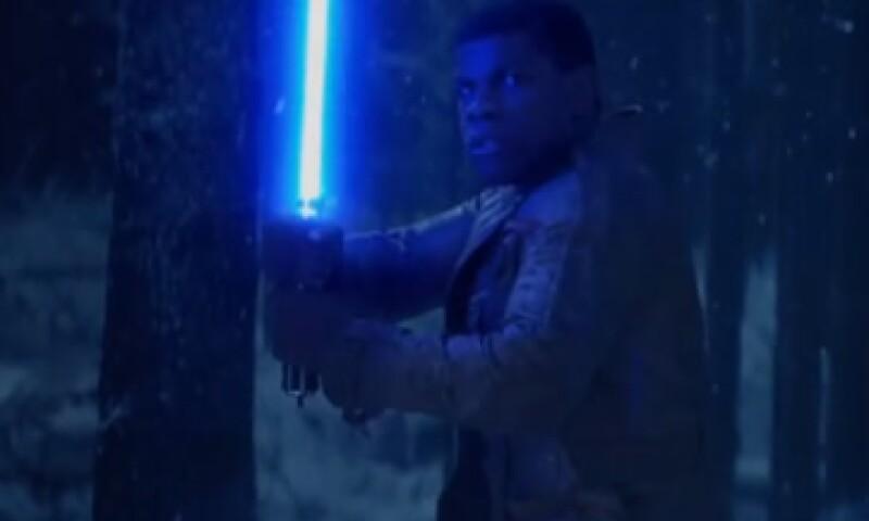 La cuenta de Star Wars estrenó la función de videos e imágenes horizontales de Instagram. (Foto: Instagram/starwars )