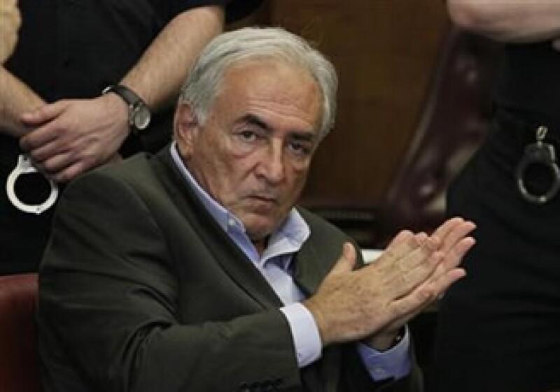 DKS, el hombre que pudo haber competido fuertemente por la presidencia de Francia. (Foto: Reuters)