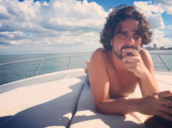 A pesar de no querer dar entrevistas, Catalina continúa publicando fotografías de Jorge.