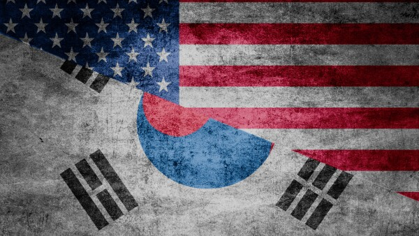 corea del sur estados unidos