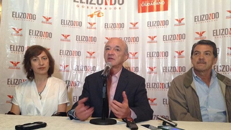 Fernando Elizondo MC