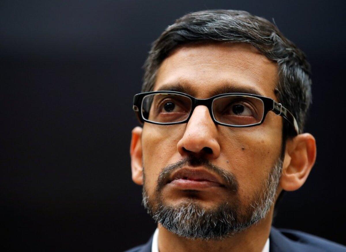 CEO de Google busca un