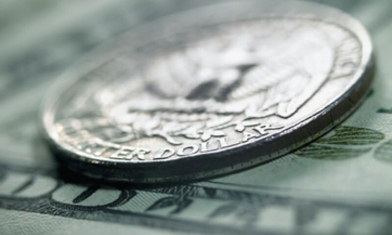 El dólar se ha apreciado 9.9% frente al peso en este 2014. (Foto: Getty Images )