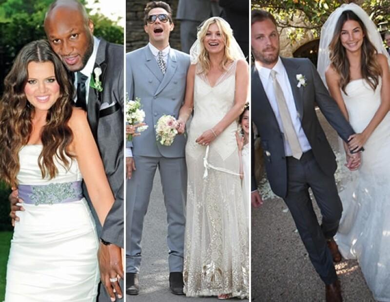 Durante años se ha apuntado a los peinados recogidos como la mejor opción y la más elegante para una novia sin embargo este concepto ha ido cambiando a través de los años.