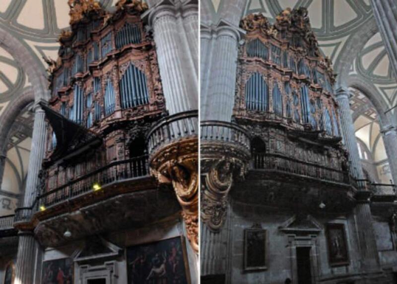 Catedral de la Ciudad de M�xico