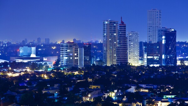 Buildingsin Guadalajara