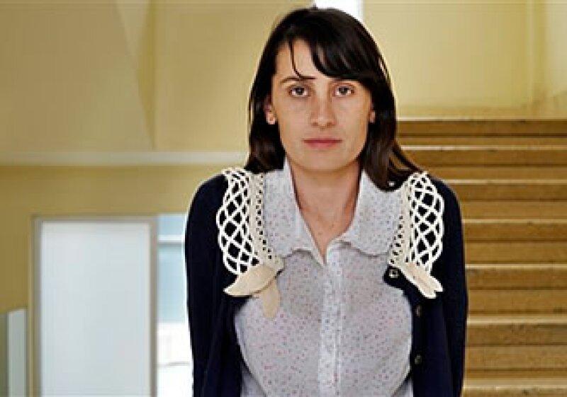 La mexicana asegura que la situación para el diseñador mexicano joven es difícil. (Foto: AP)