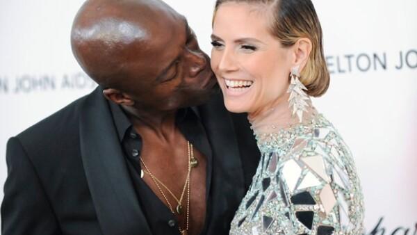 Durante una fiesta posterior al Oscar, la modelo le mandó al conductor de The Tonight Show un diminuto calzón rojo.
