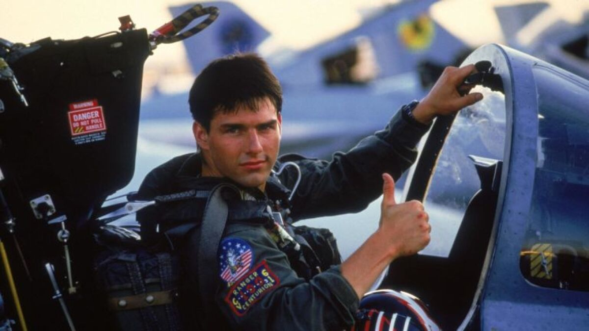 Tom Cruise confirma el comienzo del rodaje de 'Top Gun 2'
