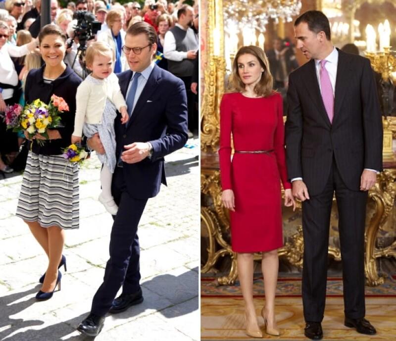 Estas son las monarquías menos populares.
