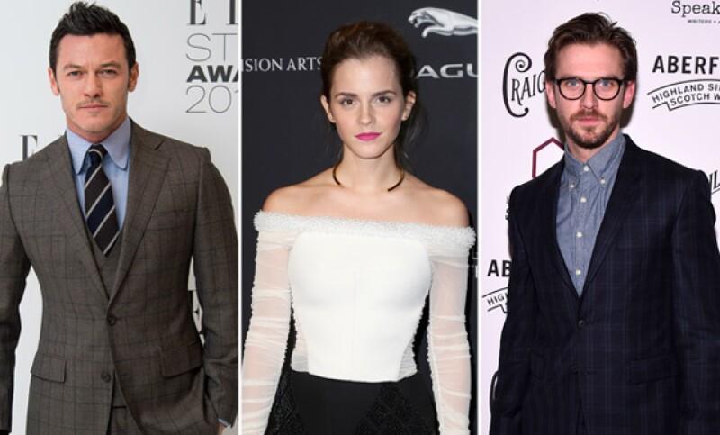 Ellos serán los protagonistas del filme que se estrenará en marzo del 2017.