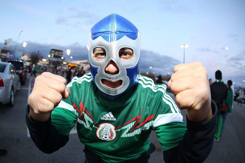 Máscaras Rusia 2018 Copa Mundial