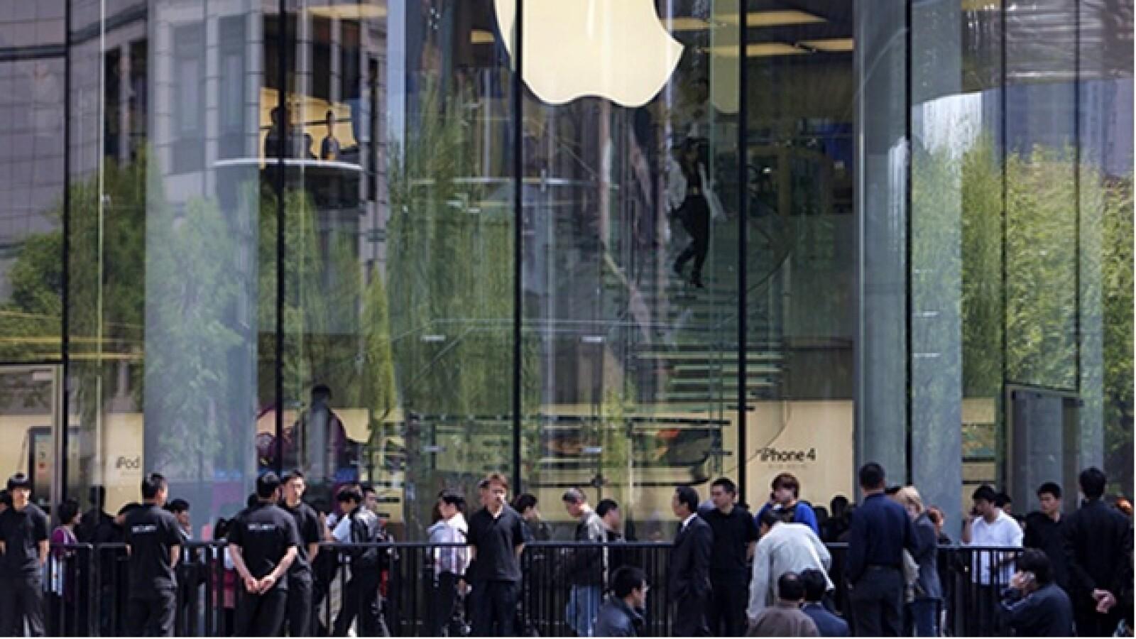apple movil