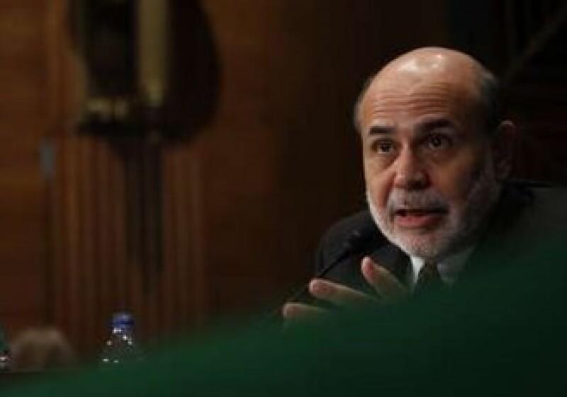 La entidad comandada por Ben Bernanke ha dicho que mantendrá sus tasas de interés en niveles bajos por periodo prolongado. (Foto: Reuters)