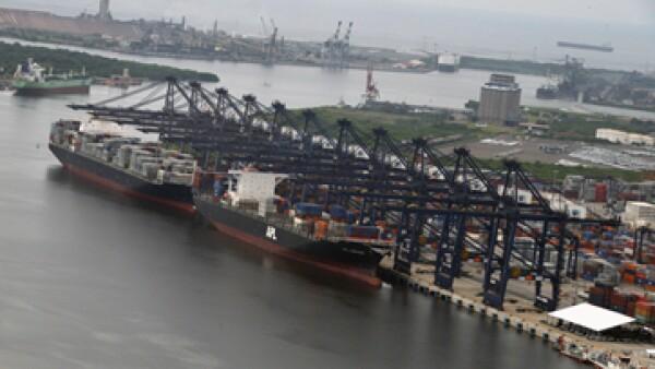 Lázaro Cárdenas es uno de los puertos a desarrollar con las Zonas Económicas Especiales. (Foto: Cuartoscuro/Archivo )