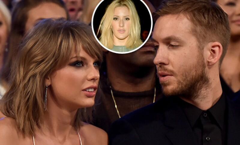 La cantante británica fue la encargada de introducir a Taylor y Calvin, quienes ahora mantienen una relación estable e incluso viven juntos.
