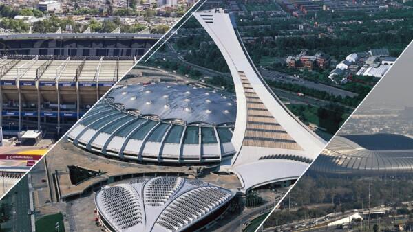 Sedes del Mundial de 2026