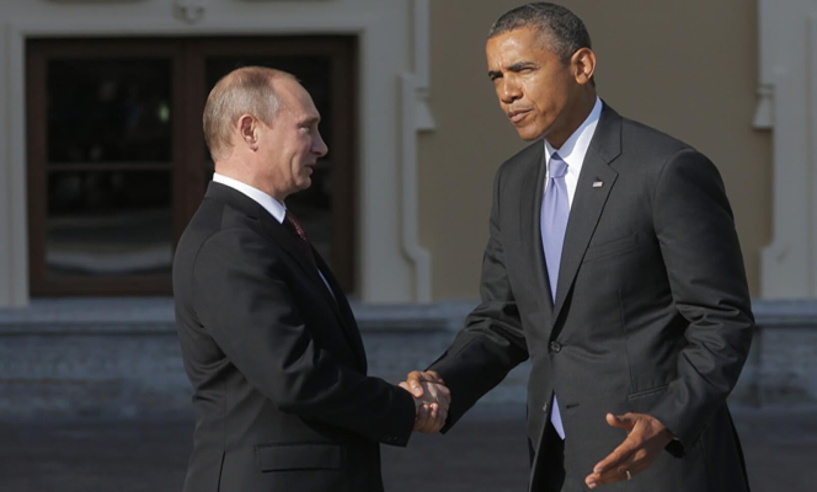 El mandatario ruso, Vladimir Putin, quiere usar la reunión para convencer a Obama de que no lance una acción militar contra el presidente sirio, Bashar al-Assad.