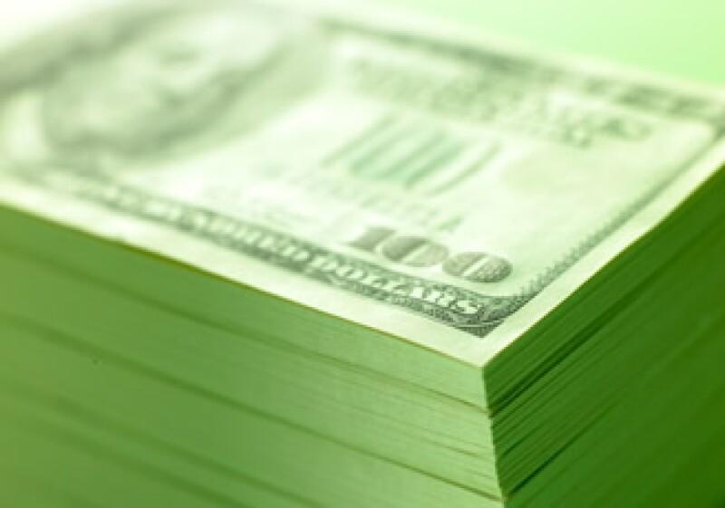 El billete de EU registra desventaja ante la moneda mexicana. (Foto: Jupiter Images)