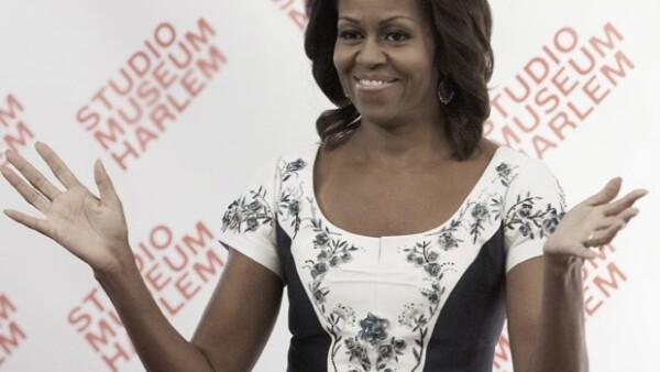 Michelle recordó recientemente durante una entrevista que aún escucha las voces que le decían que nunca iba a entrar a Princeton. Pero ella luchó por alcanzar su sueño.