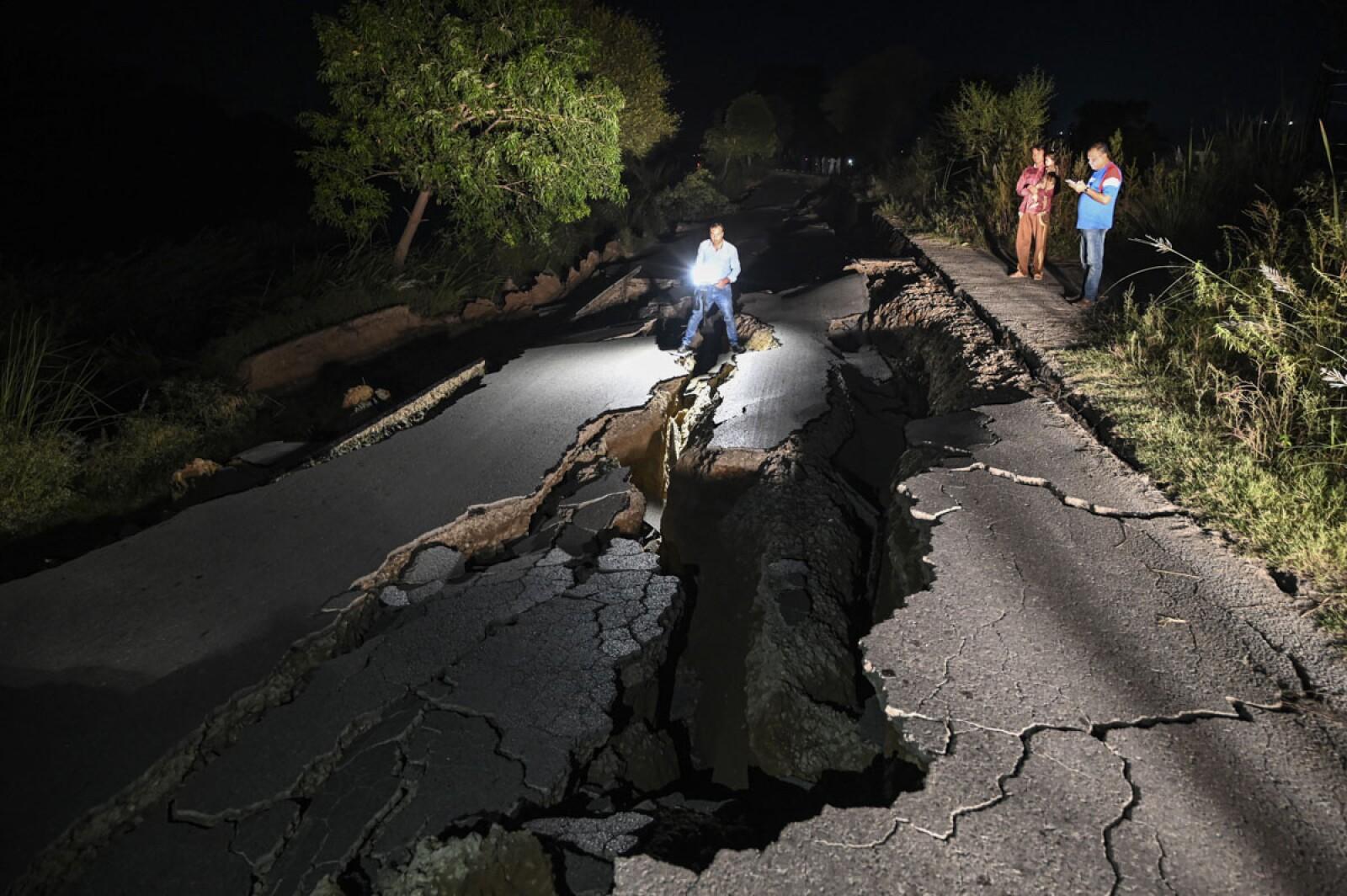 PAKISTAN-EARTHQUAKE