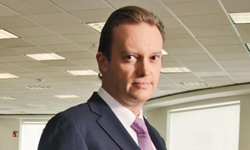 Luis Ortiz considera que hay que convivir con la volatilidad. (Foto: Ramón Sánchez Belmont)