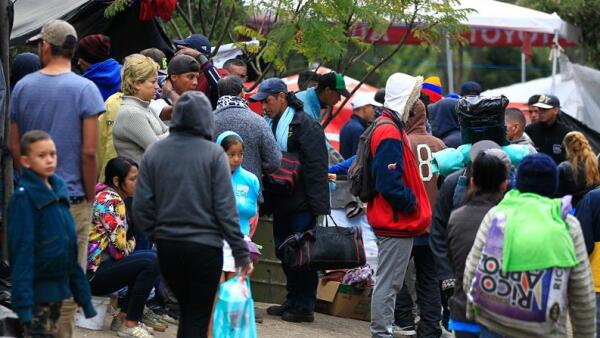 Venezuela migrantes crisis ONU