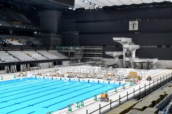 Centro Acuático Olímpico